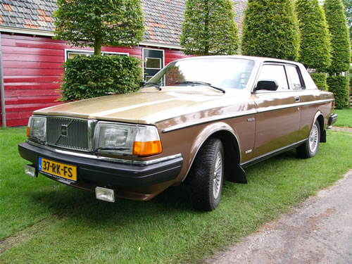 Volvo 262 Coupé