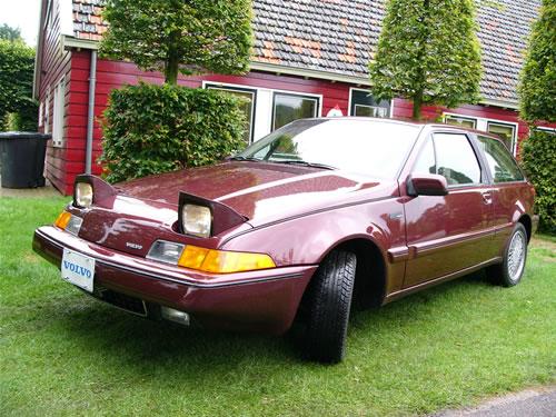 Volvo 480 Turbo Aut Prototype