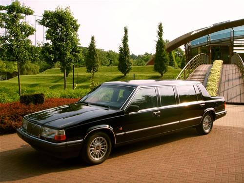 Volvo 760 GLE Limousine