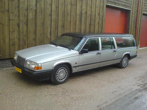 Volvo / Huiskamp 940 GLE Begrafenisauto