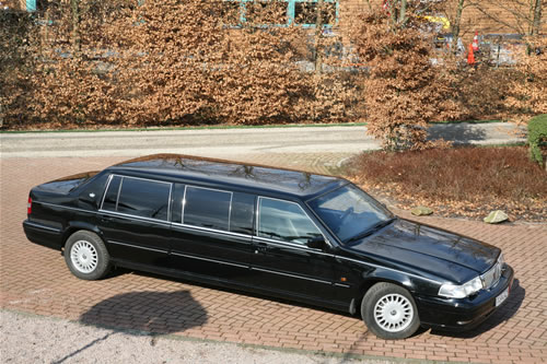 Volvo 960 Streched Limousine