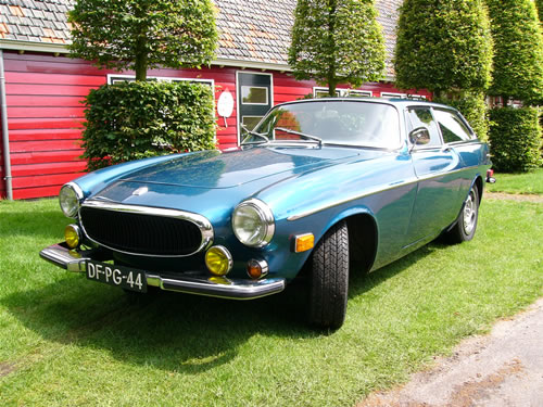 Volvo 1800 ES Overdrive
