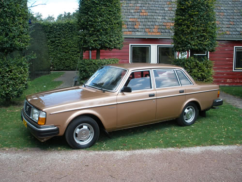 Volvo 244 GL  Automatic