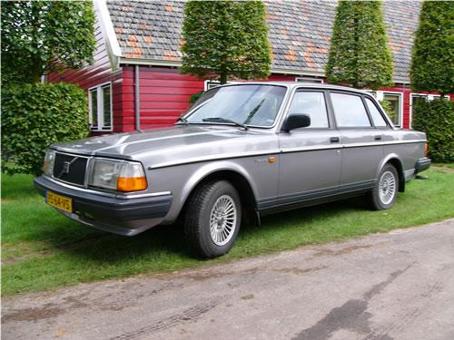Volvo 240 GL Grand Luxe