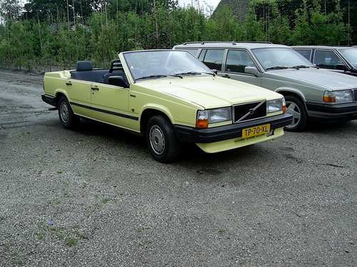 Volvo 740 CL