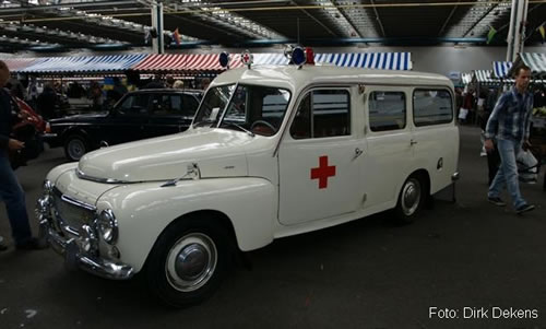 Volvo P445 11 M1 Ambulance