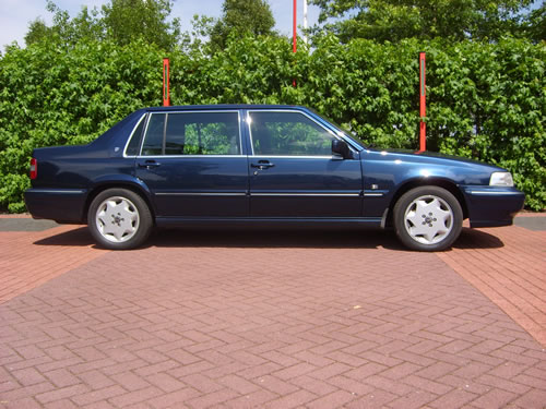 Volvo S90 Executive 3.0 Aut. Level III